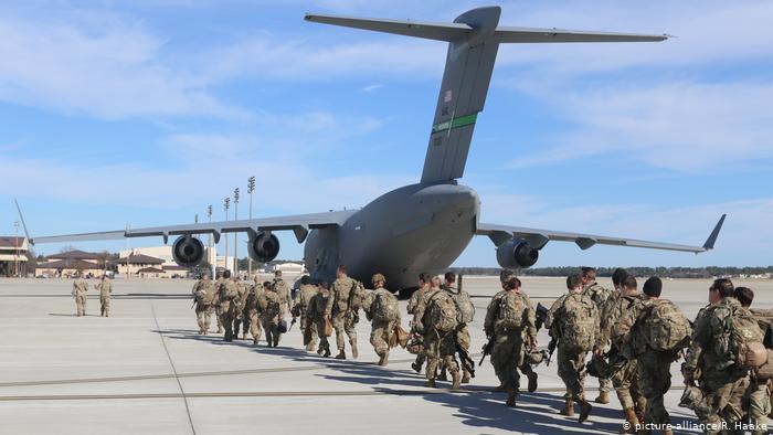 التحالف الدولي يقرر مغادرة بعض قواته العراق بسبب كورونا