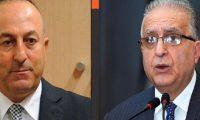وزير الخارجية العراقي ونظيره التركي يؤكدان على التعاون في مواجهة كورونا