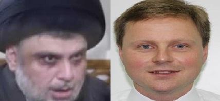 السفير البريطاني للصدر:اهتمامك بالمثليين سنرشحك إلى عضوا بارزا في نقابتها