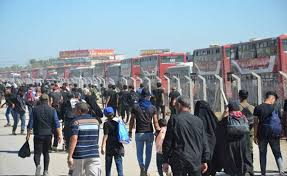 بتوجيه إيراني عمائم الشيعة في العراق يحرضون المتخلفين بزيارة القبور لقتلهم بالكورونا!