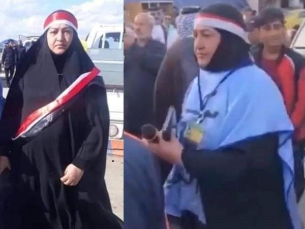 اغتيال الناشطة أم عباس