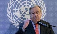 غوتيريش:فيروس كورونا أسوأ أزمة عالمية منذ 1945