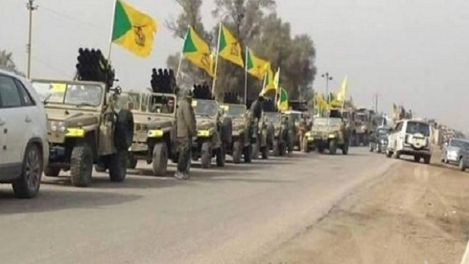 ميليشيا الكتائب:صواريخنا في الميدان تجاه قاعدة عين الأسد!!