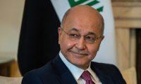 العصائب:إقالة برهم صالح بعد تمرير مرشحنا الكاظمي!!