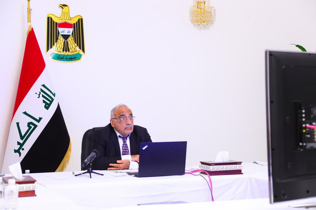 عبد المهدي:تخصيص 600 مليار دينار لعشرة ملايين مواطن