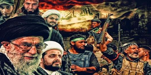 ميليشيا الحشد:سنحرق العراق دفاعا عن إيران!!