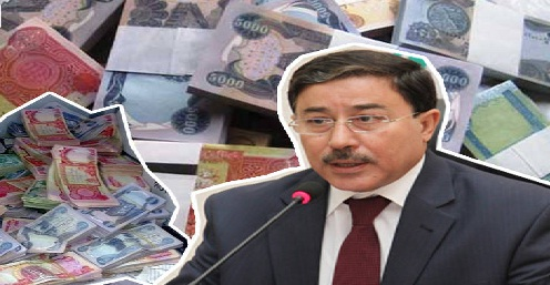 """المالية النيابية:ارتفاع وانخفاض الدولار في الأسواق العراقية """"تاركين موضوعه للعلاق""""!"""