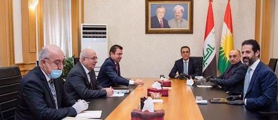 الوفد الكردي:القوى الشيعية تسعى لإفشال الإتفاق المبرم بين عبد المهدي وحكومة كردستان