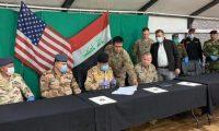 التحالف الدولي:سلمنا للجيش العراقي معدات بقيمة 3.5 مليون دولار