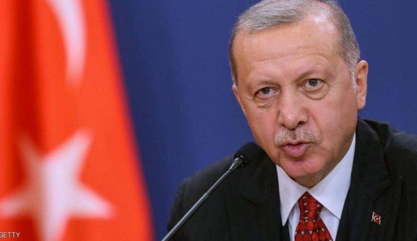 اردوغان للكاظمي: تركيا ستكون مع العراق من اجل وحدته وازدهاره