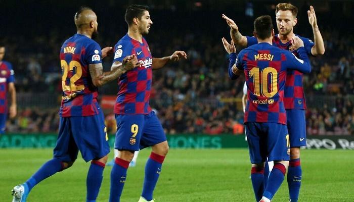 برشلونة مستعد للتخلي عن 9 نجوم من فريقه