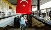 تركيا تعود لحياتها الطبيعية رغم الكورونا