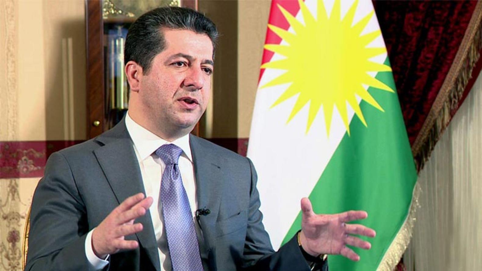 مسرور:الوضع المالي لكردستان صعب جداً