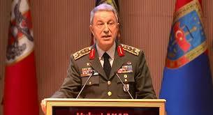 """وزير الدفاع التركي:السيادة العراقية """" محترمة"""""""