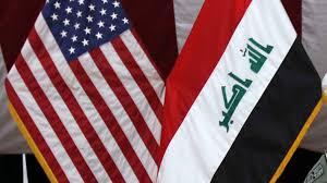 الحوار الأمريكي العراقي سيجري عبر الدائرة التلفزيونية