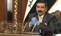 وزير الدفاع يكشف عن عقود تسليح مع إيران