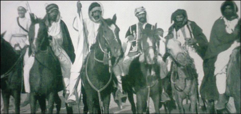 ثورة العشرين والبحث عن هويَّة عراقيَّة