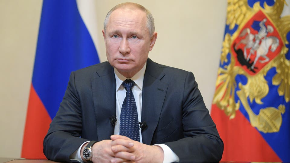 اليوم..استفتاء  روسي يسمح لبوتين بالبقاء في السلطة حتى 2036