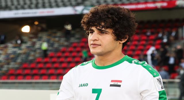 هادي يعبر عن سعادته في اللعب مع فريق سوفيتوف الروسي