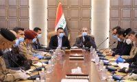 وزيري الداخلية والصحة يعقدان اجتماعا لتنفيذ إجراءات حظر التجوال