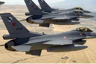 تركيا تعلن عن تدمير 81 هدفا لحزب الـpkk في شمال العراق