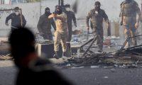 الطرف الثالث العراقي والتظاهرات الأمريكية