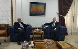 وزير المالية سيزور إيران على رأس وفد تجاري اقتصادي لاستمرار خراب العراق!
