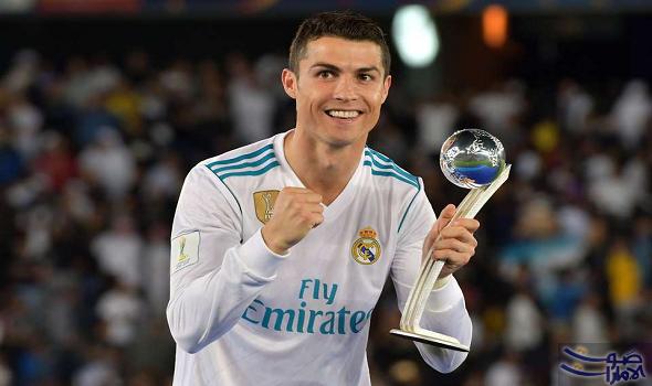 رونالدو أول لاعب كرة قدم يصبح ملياديرا