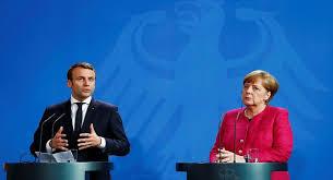 المانيا وفرنسا يدعوان التكتل الأوروبي لإقرار خطة النهوض الاقتصادي