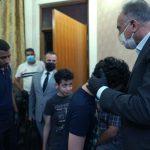 """بعد مرور 72 على اغتياله ..الكاظمي""""يتعهد"""" لأسرة الهاشمي بالكشف عن القتلة"""