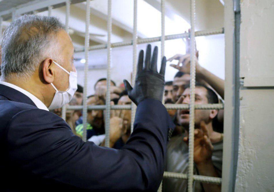 النجيفي:على الكاظمي حسم ملف المغيبين في سجون ميليشيات الحشد الشعبي