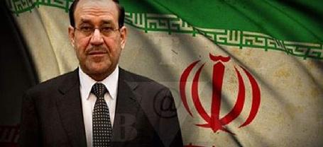 خراب العراق المالكي يدافع عن الخونة