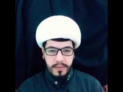 المعمم (ابو هادي العاملي) وكيل السستاني..يعلنها..(عدم جواز الولاء للعراق كوطن..بل الولاء لايران)