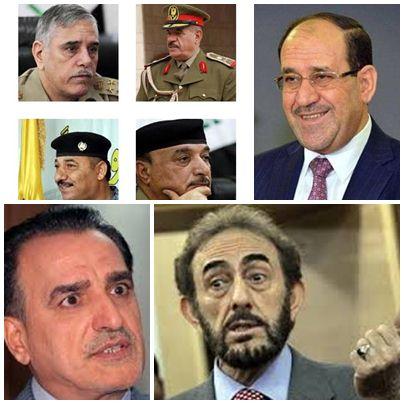 القضاء في العراق ..الخائن بسقوط الموصل يطلق سراحه!!