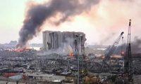 لبنان..أكثر من 100 قتيل و4 آلاف جريح و300 ألف شخص بلا مأوى بسبب الانفجار