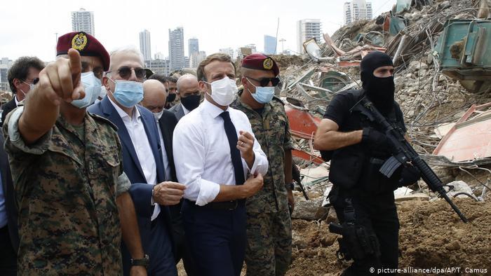 فرنسا – لبنان ..الوصي الجبري