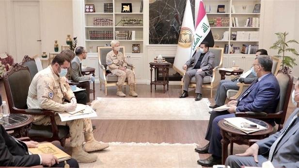 الأعرجي:العراق حريص على بقاء قوات حلف الناتو