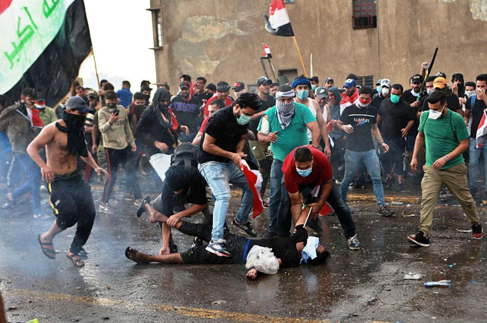 نائب:لاكرامة للعراقي في ظل وجود ميليشيات الحشد وأحزابها