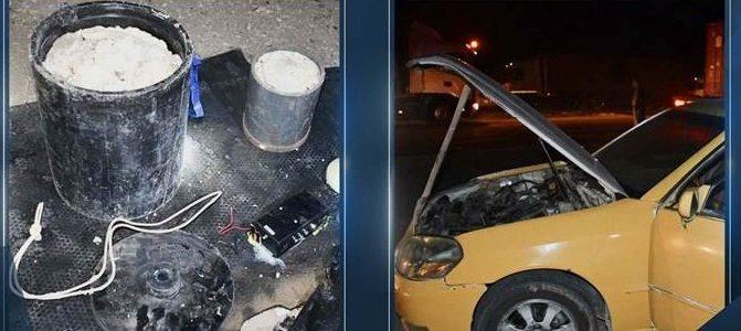 الإعلام الأمني:صاحب السيارة المفخخة في ذي قار من لواء 19 حشد شعبي