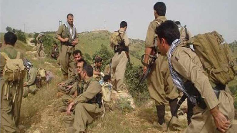الحرس الثوري يقصف مناطق كردية عراقية حدودية