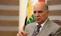 نائب: فؤاد حسين خائن يعمل ضد العراق