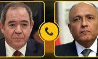 تنسيق مصري جزائري لبحث القضايا المشتركة بين البلدين