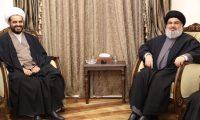 الخزعلي:شكراً للحسين على سلامة حسن نصرالله وباقي المؤمنين!!!!!!!!!