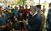 حقوق الإنسان:الكاظمي وافق على تعيين 500 معتصم خريج