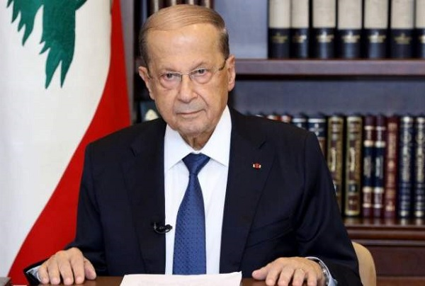 عون:ملزمون بالدفاع عن السيادة اللبنانية