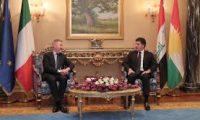 """نيجيرفان يؤكد على دعمه للكاظمي في """"ضبط الأمن"""""""