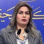 نائبة تدعو الكاظمي إلى توفير بيئة انتخابية مناسبة