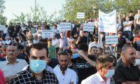 موظفي كردستان يطالبون بنقل رواتبهم إلى بغداد