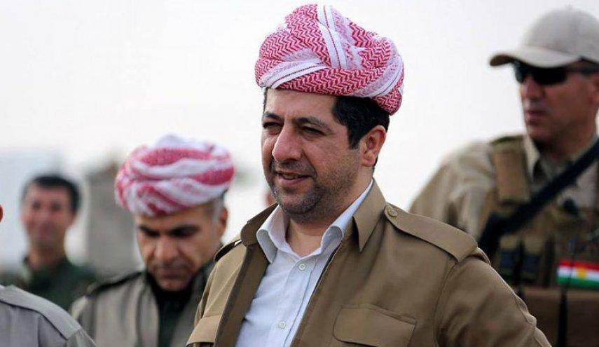 نائبة كردية:مسرور حول الإقليم إلى منظمة أمنية