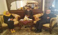 زيارة بلاسخارت لإيران رسالة سلبية خطيرة !!